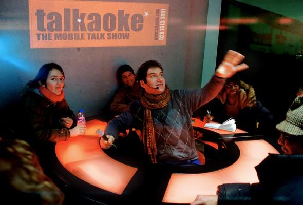 Talkaoke