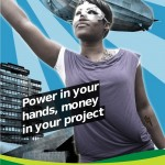 funderstorm poster - power in your hands, money in your projects