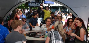 Talkaoke's Summer of Chat on South Bank