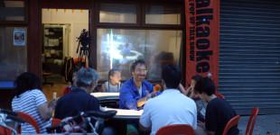 The People Speak at Aberfeldy Street