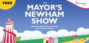 Talkaoke: The Mayor's Newham Show 2017